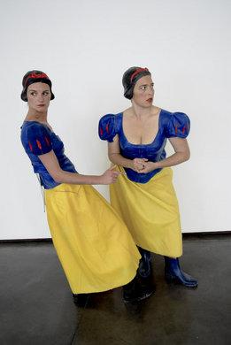 Blanche Neige / Catherine Baÿ