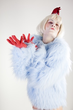 Violette Dujour- Beasty Party / Pompon Rivoli