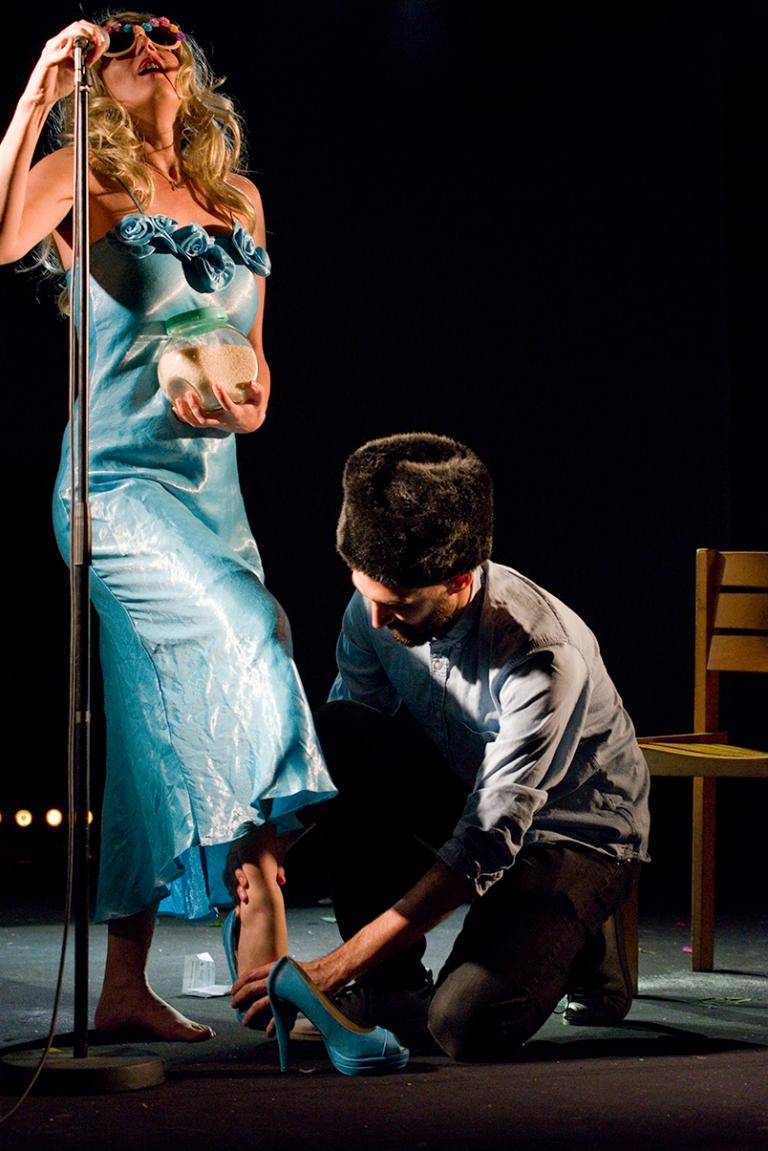 dreambox- jardin des délices; performance; cabaret dégenré
